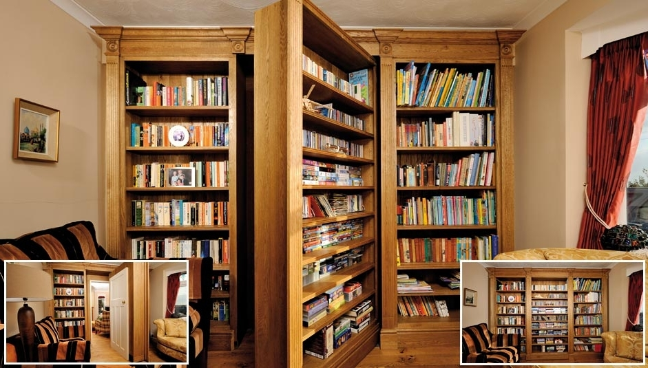Salcey Cabinet Makers With Bespoke Libraries (View 13 of 15)