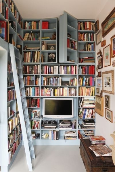 Secret Door Bookcases In Most Popular 15 Secret Doors Disguised As Bookshelves That You Can Add To Your (View 15 of 15)