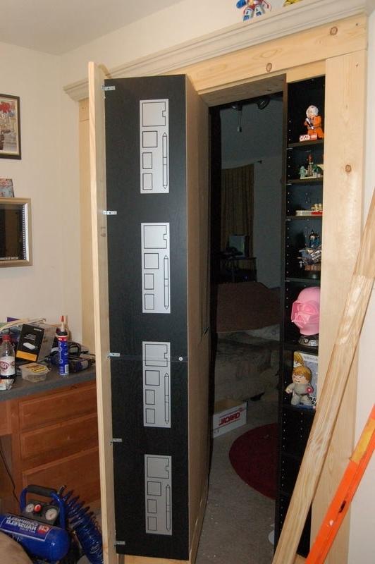 Secret Door Bookcases Regarding Preferred Bookcase / Han In Carbonite Hidden Door: 6 Steps (With Pictures) (View 12 of 15)