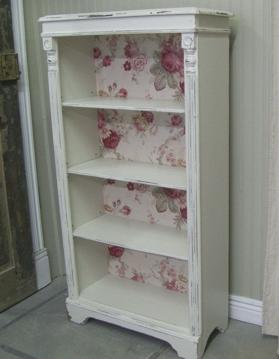 Shabby Chic Bookcases – Foter (View 10 of 15)