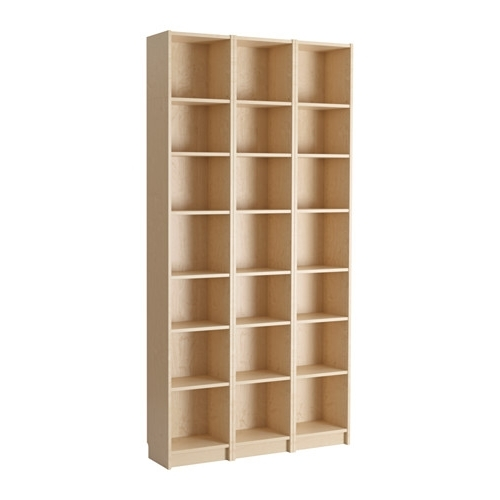 Shallow Bookcases Intended For Current Billy Bookcase – White – Ikea (View 13 of 15)