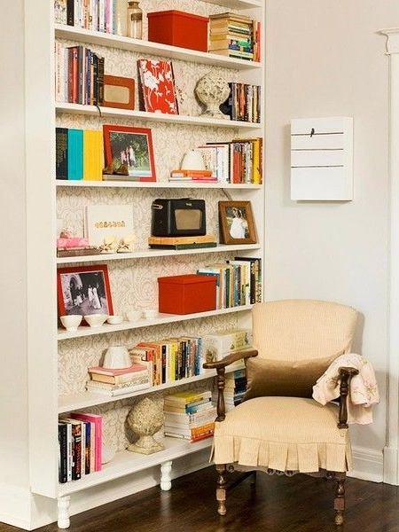 Shallow Bookcases Pertaining To Latest I Love This Narrow Bookcase (View 14 of 15)