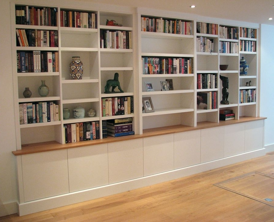 Featured Photo of Bespoke Bookshelves