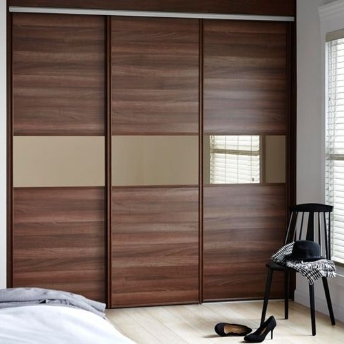 Sliding Door Wardrobes For Best And Newest Sliding Door Wardrobes At Rs 680 /square Feet (View 8 of 15)