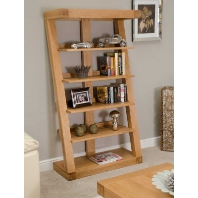 Solid Oak Bookshelves (View 14 of 15)