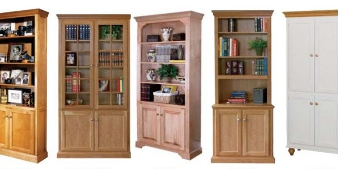 Solid Wood Bookcases Pertaining To Current You Can Add Natural Beauty To Your Furniture With Solid Wood (View 13 of 15)
