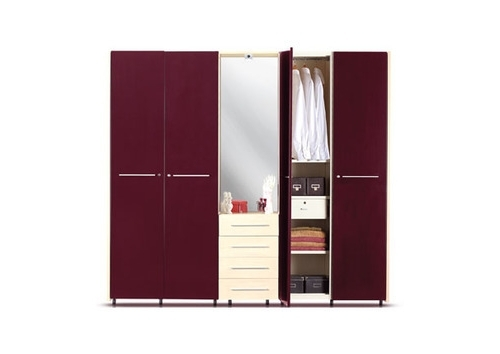 Stainless Steel Wardrobe For Trendy Metal Wardrobes (View 2 of 15)