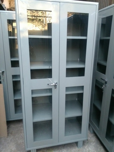 Steel Cupboards – Library Cupboard Manufacturer From Ahmedabad Intended For Well Known Library Cupboards (View 9 of 15)