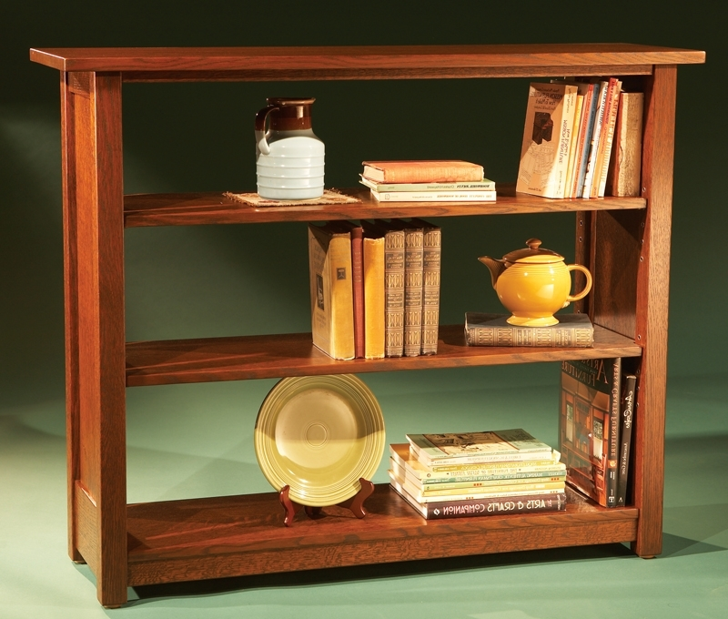 Stickley Bookcase – Popular Woodworking Magazine For Well Known Stickley Bookcases (View 6 of 15)