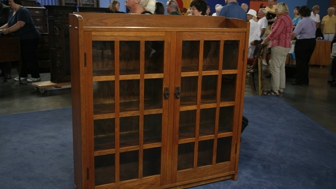 Stickley Bookcases Within 2017 Gustav Stickley Bookcase, Ca (View 13 of 15)