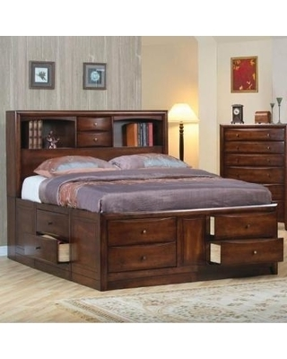 Storage Bed With Bookcases Headboard Intended For Latest Trend Queen Storage Bed With Bookcase Headboard 78 For Your Custom (View 11 of 15)