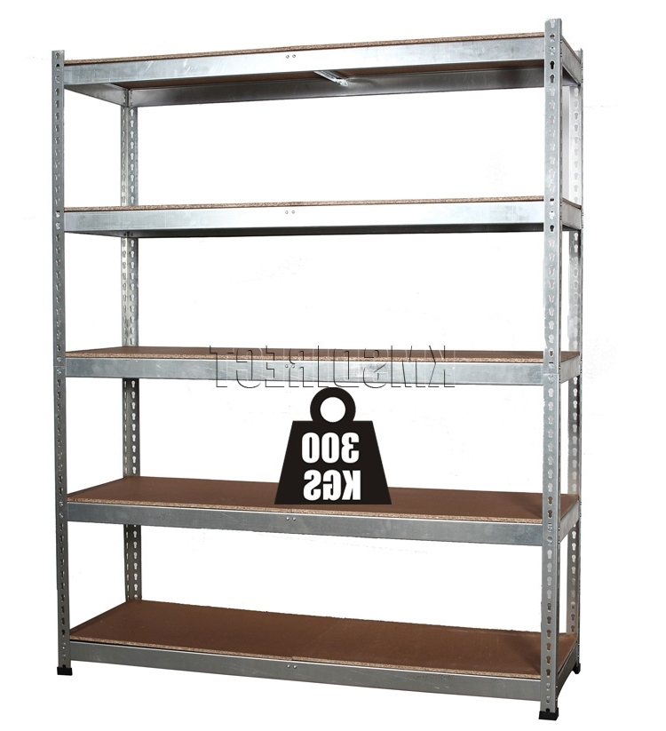 Storage Shelving Units With Preferred Incredible Heavy Duty Storage Shelving Units 5 Tier Boltless (View 13 of 15)