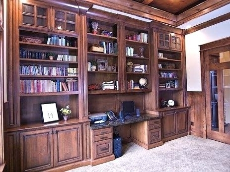 Featured Photo of Study Bookcases