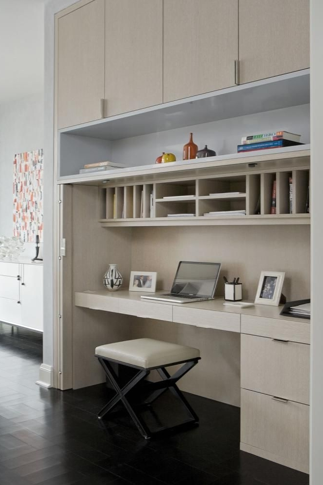 Study Cupboards In Most Up To Date A Study Of Study Nook Designs – Destination Living (View 13 of 15)