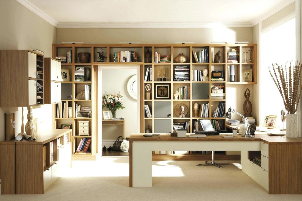Featured Photo of Home Study Furniture
