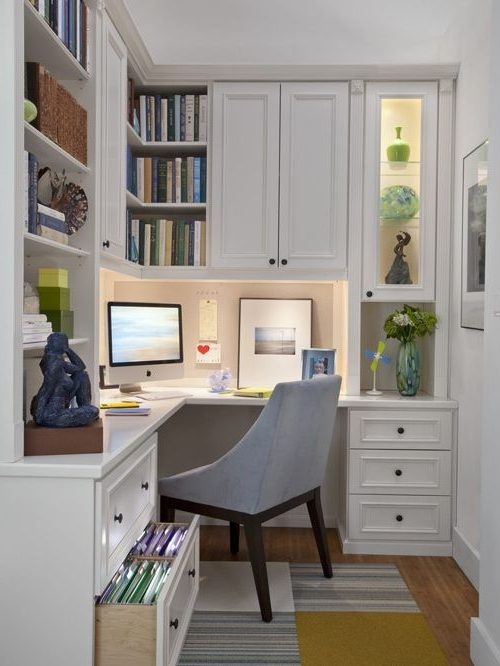 Study Room Cupboard Design With Regard To Most Up To Date Best 20 Study Room Ideas & Photos (View 11 of 15)