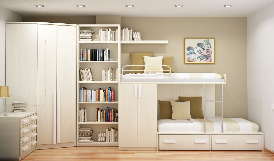 Study Room Cupboard Design Within Fashionable Beautiful Study Room Design Ideas (View 10 of 15)