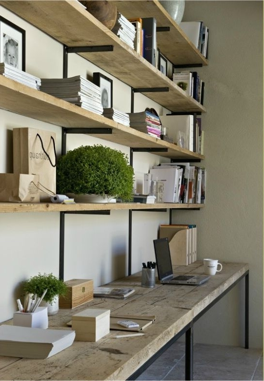 Study Shelving Ideas With Regard To Most Recent Bold Design Office Shelves Delightful Ideas Best 25 Shelving On (View 15 of 15)