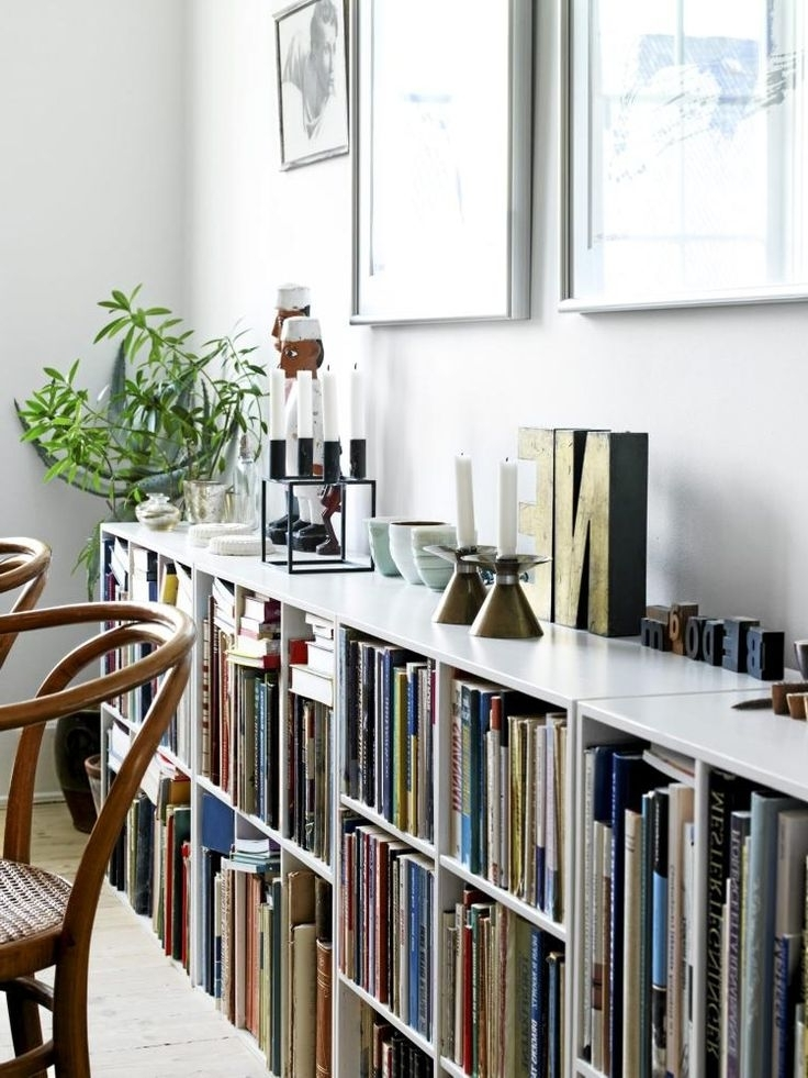 Style Guide: How To Decorate Your Bookcases Like A Pro Inside Recent Short Bookcases (View 14 of 15)