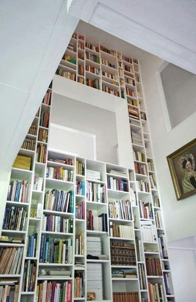 Tall Bookcase (View 5 of 15)