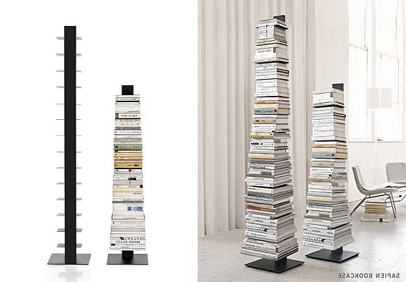 Tall Sapien Bookcases For Trendy Get A Sapien Bookcase For The Bookworm At Home – Bellissimainteriors (View 12 of 15)