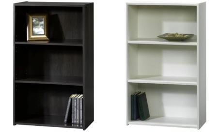 Featured Photo of Target 3 Shelf Bookcases