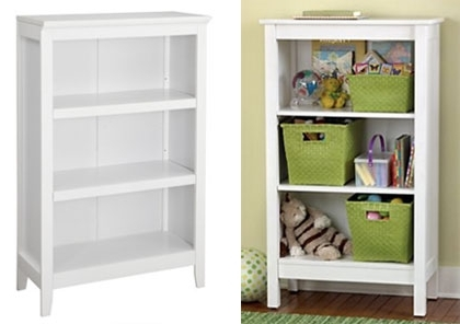 Target 3 Shelf Bookcases Regarding Current Wall Units: Cool White Bookshelf Walmart White Bookcase Target (View 6 of 15)