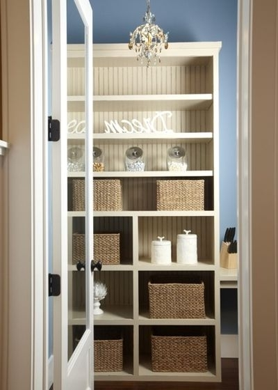 The Organized Home: Shelves, Cupboards And Closets Pertaining To Current Shelves And Cupboards (View 13 of 15)