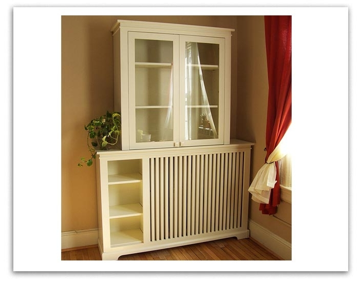 The Wooden Radiator Cabinet Company (View 13 of 15)