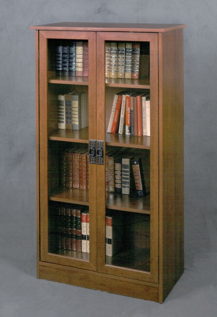 Top 12 Bookcases With Glass Doors Of 2018 That You'll Love Pertaining To Most Recent Bookcases With Glass Doors (View 4 of 15)