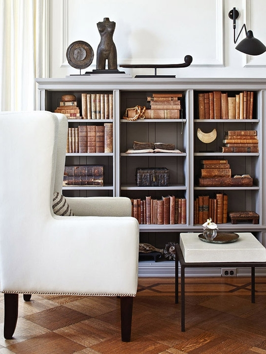 Traditional Within 2017 Traditional Bookshelves Designs (View 13 of 15)