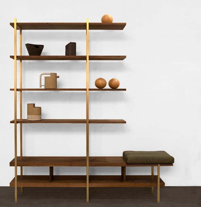 Trendy 34 Freestanding Shelving Systems That Double As Room Dividers – Vurni Regarding Free Standing Book Shelf (View 12 of 15)