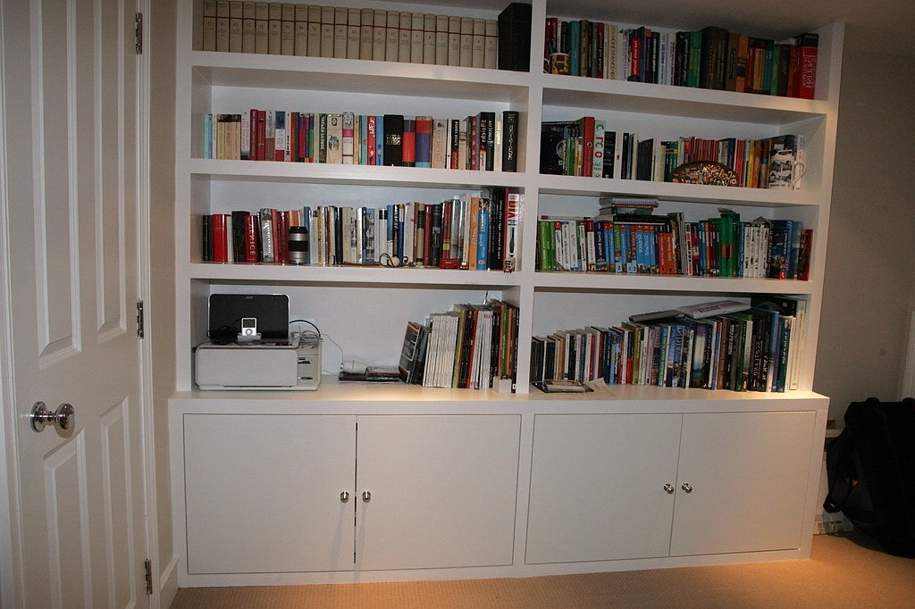 Trendy Bookcases Ideas: Affodable Choice Custom Made Bookcases Wall For Made Bookcases (View 14 of 15)