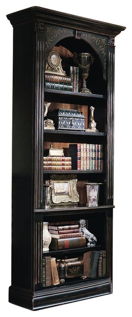 Trendy Bookcases Ideas: Best Choice Black Bookcases Bookcases With Glass With Regard To Black Bookcases (View 12 of 15)