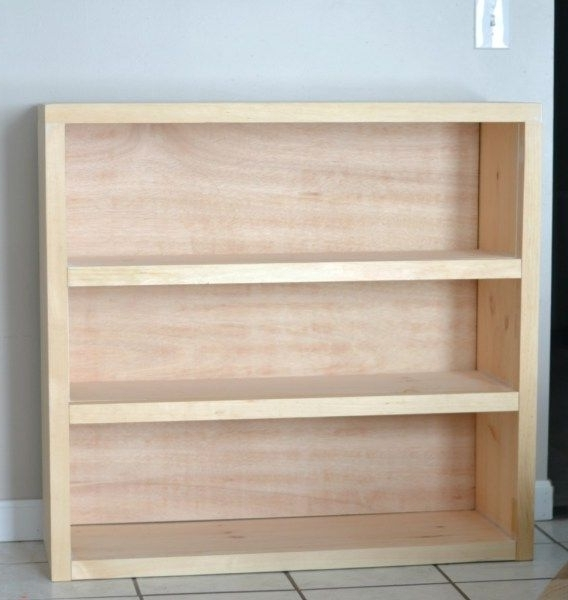 Trendy Bookcases Make The Perfect Beginner Build (View 13 of 15)