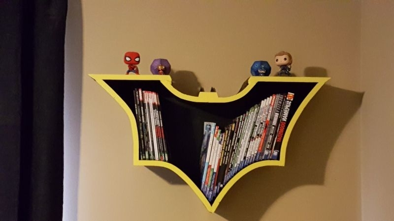Trendy Bookshelf Archives – Homecrux With Batman Bookcases (View 15 of 15)