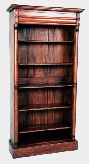 Trendy Mahogany Bookcases Inside Mahogany Bookcases (View 12 of 15)