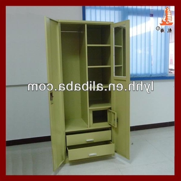 Trendy Metal Wardrobes Bangalore Wholesale, Furniture Suppliers – Alibaba Throughout Metal Wardrobes (View 13 of 15)
