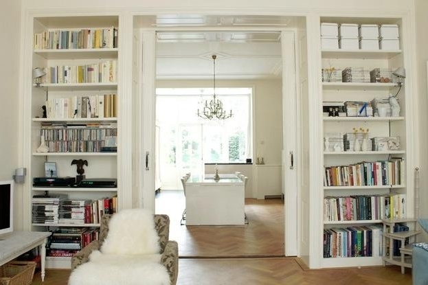 Trendy Room Divider Bookcases With Room Divider Bookcase West Elm : Doherty House – Room Divider (View 15 of 15)