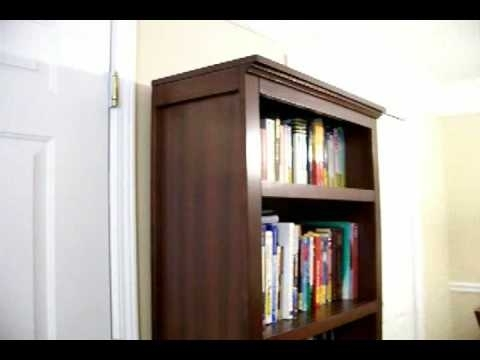 Trendy Threshold Carson 5 Shelf Bookcases Inside Target 5 Shelf Bookcase Review – Youtube (View 11 of 15)