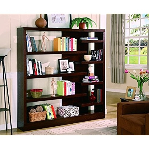 Trendy Unique Bookcases Within Unique Bookcases: Amazon (View 9 of 15)