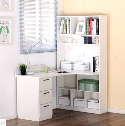 Trendy Wall Unit Desk Bookcase Desk With Bookshelf Large Size Of Built In In Desk With Bookcases (View 12 of 15)