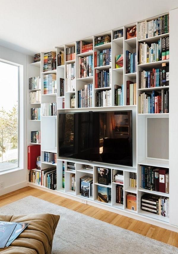 Tv Book Shelf Within Favorite Wonderful Inspiration Tv Bookshelf Amazing Design 17 Best Ideas (View 2 of 15)