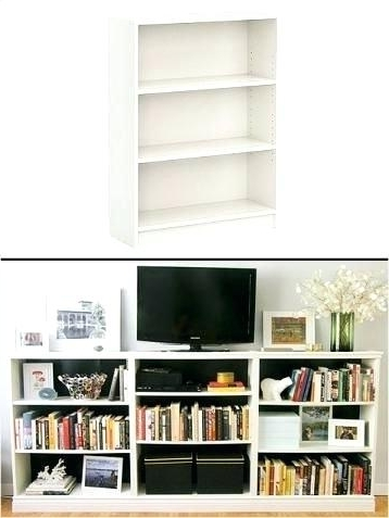 Tv Stand Desk Combo Bookcases Ideas Bookcase Combination With Best And Newest Tv Stand Bookcases Combo (View 11 of 15)