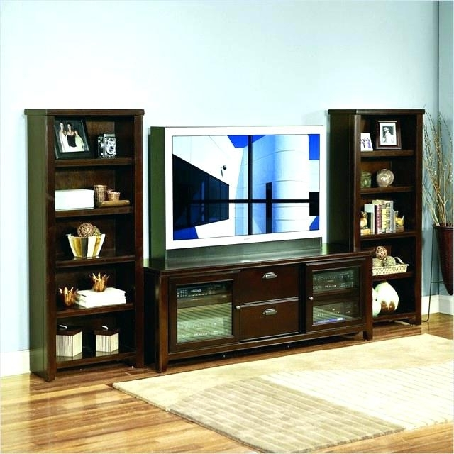 Tv Stands With Bookcases Built In Bookcase Bookshelf Stand Combo Regarding Fashionable Bookcases With Tv Stand (View 10 of 15)