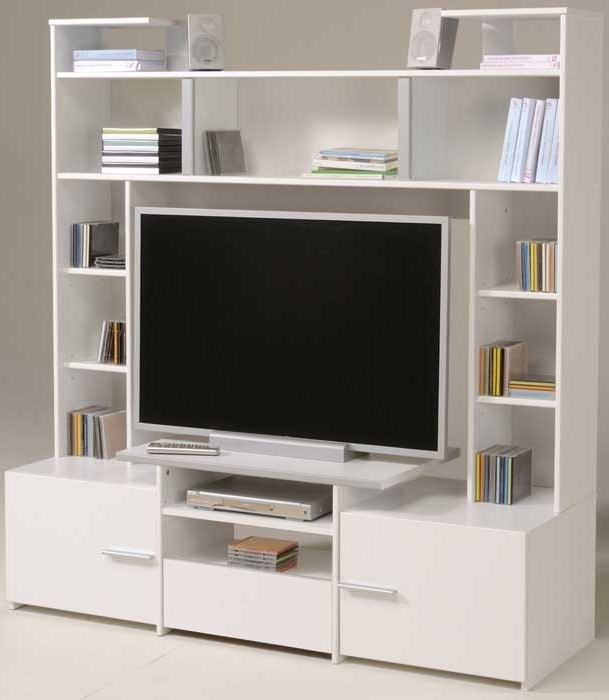 Tv Storage Units Tv Storage Units Tomns Tv Unit White Ikea 1 Inside Newest Tv Storage Units (View 10 of 15)