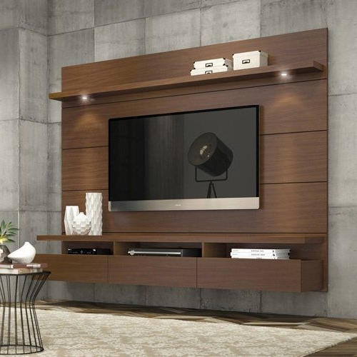 Tv Wall Unit Television Keerthi Furniture Wall Units Entertainment In Trendy Tv Wall Unit (View 11 of 15)