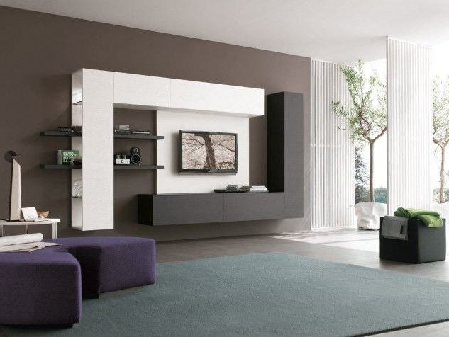 Featured Photo of Wall Units For Living Room