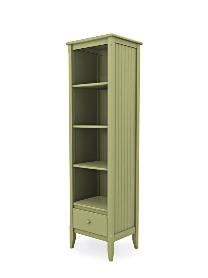 Uncategorized : Narrow Bookcase With Doors With Fascinating 25 Regarding Latest Narrow Bookcases (View 14 of 15)