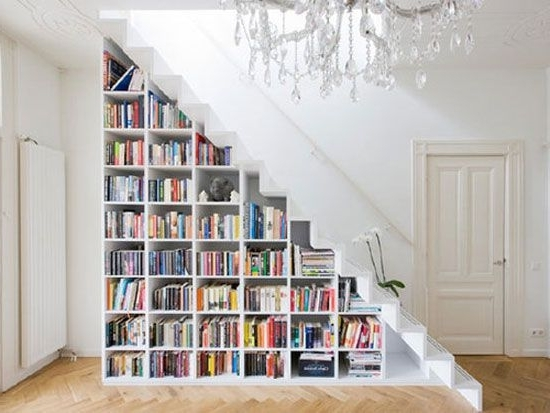 Unique Bookcases Designs Throughout Fashionable Cool And Unique Bookshelves Designs For Inspiration (View 14 of 15)
